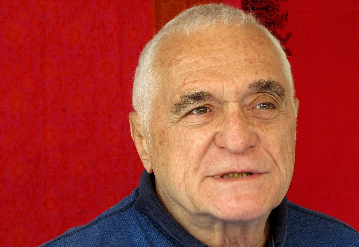 IMG JOHN GIORNO, American Poet and Performance Artist