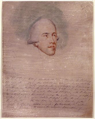 John Alexander Gresse - John Alexander Gresse by an unknown hand. c. 1770. National Portrait Gallery, London.