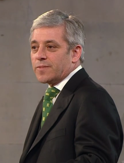 2009 Speaker of the British House of Commons election