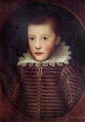 John Milton 1618 (Quelle: Wikimedia)