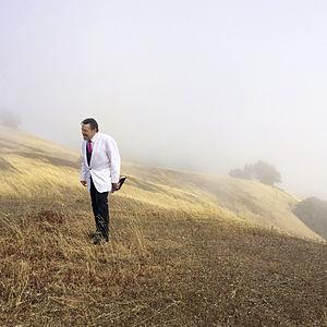 John Perry Barlow - John Perry Barlow serving as wedding minister at Mount Tamalpais on July 11, 2014