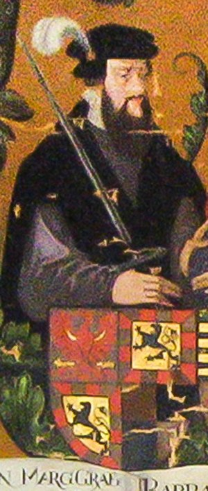 John, Margrave of Brandenburg-Kulmbach - Image: John the Alchemist