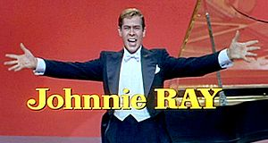 Johnnie Ray - Ray in There's No Business Like Show Business (1954).