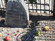 Johnny Appleseeds Gravesite, Image 1