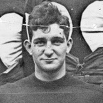 1920 College Football All-Southern Team - John Staton of Georgia Tech.