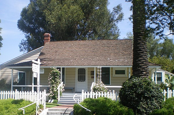 Jonathan Bailey House (Whittier, California)