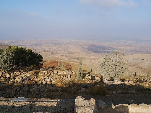 Jordanien Mount Nebo 5