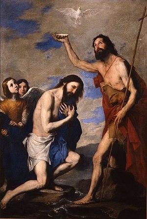 Christ unser Herr zum Jordan kam, BWV 7 - Image: José de Ribera 063