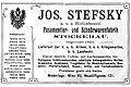 Jos Stefsky 1900.jpg