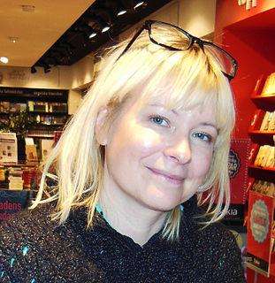 Josefine Sundström Swedish singer and writer