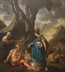 Erminia en de schaapherders (naar Torquato Tasso)