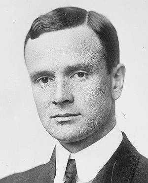 American journalist Joseph Medill Patterson (1...