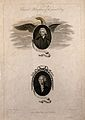 Joseph Priestley (above) and Antoine Lavoisier (below). Line Wellcome V0006783.jpg