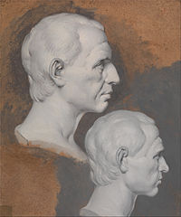 Studies of a Classical Bust