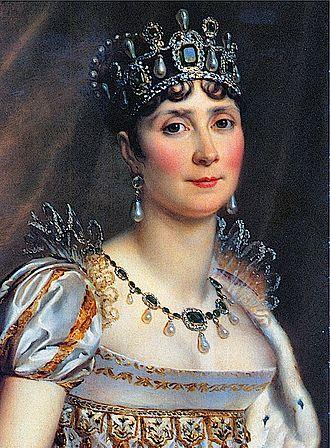 Empress Joséphine - Joséphine in 1804