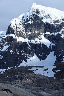 Jougla Point headland