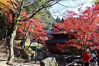 Seto, Aichi - Jōkō-ji temple in Seto