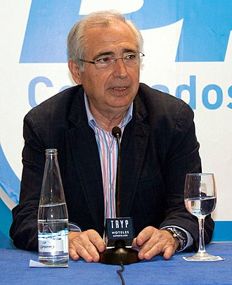 Melilla - Juan José Imbroda, current Mayor-President of Melilla
