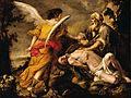 Juan de Valdés Leal , Sacrifice of Isaac 01.jpg