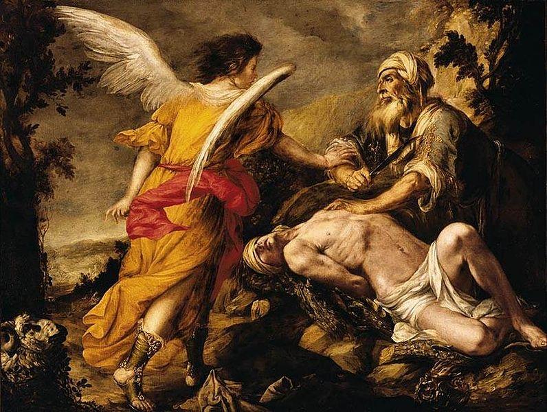 File:Juan de Valdés Leal , Sacrifice of Isaac 01.jpg