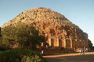 Juba II -  The tomb of Juba II and his wife in Tipaza, Algeria