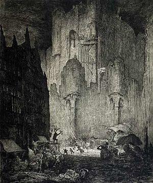 Jules De Bruycker - Around the Gravensteen in Ghent