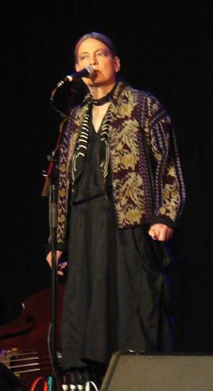 June Tabor - Tabor at Sidmouth Folk Week, 2010