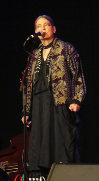 June Tabor - Tabor at Sidmouth Folk Week, 2010