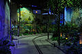 Jurassic Period - Dark Ride - Science Exploration Hall - Science City - Kolkata 2016-02-22 0336.JPG