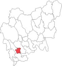 Köping by i Västmanlands amt