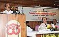 K.V. Thomas addressing at the launch of the Negotiable Warehouse Receipt system.jpg