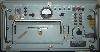 KW-37 - TSEC KW-37 Receiver on display at the Naval History museum at La Spezia, Italy.