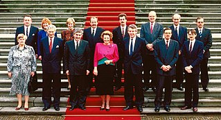 Third Lubbers cabinet Dutch cabinet (1989-1994)