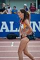 Kalevan Kisat 2018 - Women's 5000 m - Kristiina Mäki 3.jpg