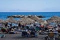 Kamari Beach, Santorini, Greece - panoramio (13).jpg