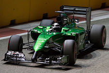 2014 Formula One World Championship - Wikipedia