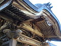 Karamon of Utsunomiya Futaarayama-jinja 2006.JPG