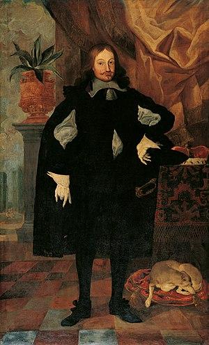 Karl Eusebius, Prince of Liechtenstein - Image: Karl Eusebius v Liechtenstein