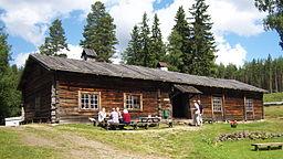 Hjemstavnfriluftsmuseet Karmenkynna i Lekvattnet