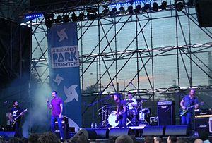Karnivool - Karnivool performing in Budapest (2013)