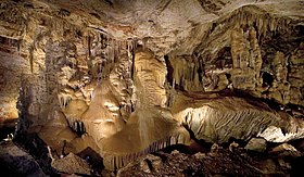 Image illustrative de l'article Parc d'État de Kartchner Caverns