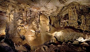 Cochise County, Arizona - The Big Room in Kartchner Caverns