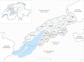 Karte von Port