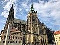 Katedrála Svatého Víta, Hradčany, Praha, Hlavní Město Praha, Česká Republika (48791561938).jpg