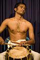 Kathakali drummer Chenda.jpg