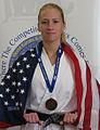Katie Murphy Karate Medals.jpg