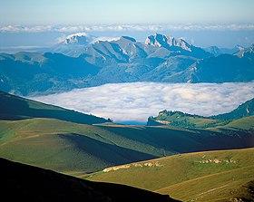 Кавказский заповедник Википедия kaukasian nature reserve jpg