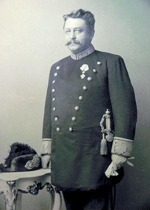 1922 in Iceland - Hannes Hafstein