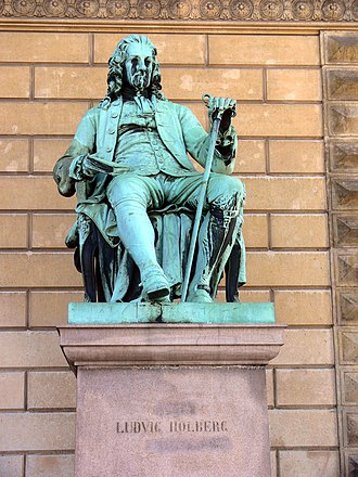 Theobald Stein - Image: Kbh Ludvig Holberg 3