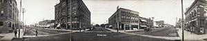 Kearney, Nebraska - Image: Kearney c 1909 LOC 6a 07451u